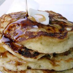 Greek Yogurt Pancakes use who.e wheat pastry flour