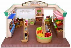 Supermarché du Village, Sylvanian Families