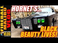 DRIVE IN THE GREEN HORNET BLACK BEAUTY! - FIREBALL MALIBU VLOG 618 http://ift.tt/12aPqeo FIREBALL'S BOOKS ON AMAZON! http://ift.tt/2faxJCq DRIVE IN THE GREEN HORNET BLACK BEAUTY! - FIREBALL MALIBU VLOG 618 - Fireball snags an original DRIVE IN THE GREEN HORNET BLACK BEAUTY (1966 Chrysler Imperial) with buddy Mark Truman and gets some history about the build and the show. Then off to the beach. THE VLOG STORE! New HATS & MUGS that support the Vlog! http://ift.tt/2fay7ki Black Beauty is the…