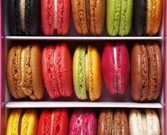 Os macarons são doces franceses deliciosos que estão em diversas docerias do Brasil. Há várias versões para o surgimento deste doce, masa versão mais popular é a da Rainha Catarina di Médicida It…