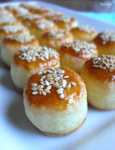 Kitchen Recipes, Baking Recipes, Cookie Recipes, Dessert Recipes, Desserts, Bosnian Recipes, Croatian Recipes, Croatian Kifle Recipe, Kiflice Recipe