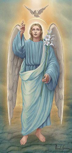 Archangel Uriel, Archangel Michael, Angel Hierarchy, Saint Gabriel, Angel Guide, Angel Prayers, My Guardian Angel, Garden Angels, Les Religions