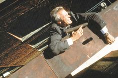 Clint Eastwood in J. Edgar (2011)
