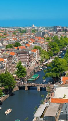 Netherlands  Amsterdam iPhone 5 wallpapers, backgrounds, 640 x 1136