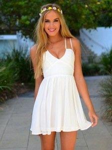3b84a23c6b7 beautiful white mura dress.......T Grad Dresses