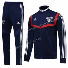 topjersey provides cheap and quality Sao Paulo Royal Blue Thailand Soccer Jacket Uniform-LH with the information of price, image, size, style and others, easy for you to buy! Football Jackets, Football Shirts, Soccer Jerseys, Kappa Sportswear, Team Uniforms, Dress Sewing Patterns, Motorcycle Jacket, Royal Blue, Adidas Jacket