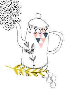 Ilustraciones para tu cocina
