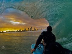 "O ŻESZ...! ""Grant Davis used the GoPro Wi-Fi BacPac + Wi-Fi Combo Kit to capture this epic shot!"""