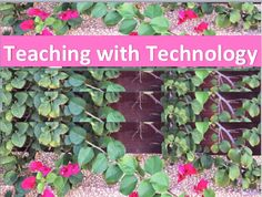 Join the first live online class of teaching with technology on January 6, 2015: http://www.wiziq.com/online-class/2410065-what-is-teaching-technology