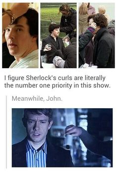 Their my attraction to Sherlock and poor John! Sherlock Holmes Bbc, Sherlock Fandom, Sherlock John, Jim Moriarty, Sherlock Quotes, Sherlock Actor, Sherlock Cast, Supernatural Quotes, Watson Sherlock