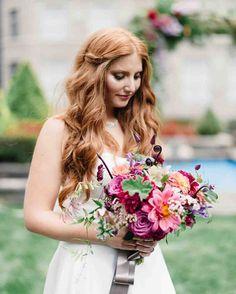The 50 Best Wedding Bouquets of 2015 | Martha Stewart Weddings