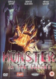 Monster in the Closet 1986 80s Movies, Horror Movies, Good Movies, Awesome Movies, Ghost Stories, True Stories, Paul Dooley, Howard Duff, Stacy Ferguson