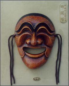 韓国安東国際仮面フェスティバル2003