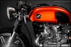 Racing Cafè: Honda CX 500 by Doc's Chops