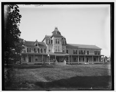 [Put-in-Bay House, Put-in-Bay, Ohio] | Library of Congress