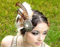 Le bibi de chasseresse Gatsby le magnifique Style