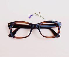 Vintage Italian eyeglasses frame / brown tortoiseshell hipster Sunglasses frames / Vintage 60s Eyewear / Nerd geek Unisex