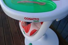 @cosattoloves  3sixti High chair review   It started with a Squish