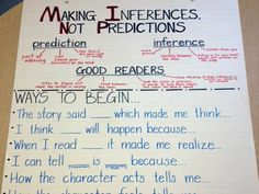 The Difference Between Inference & Prediction