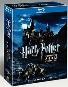 This series can only be beat out be the Lord of the Rings films, in my opinion.  Still, I totally love Harry Potter and would watch any of these movies over and over.