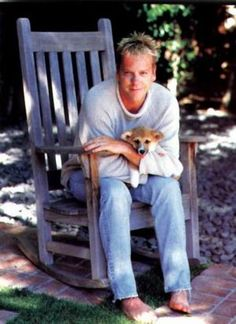 Kiefer + Corgi