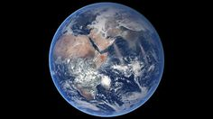NASA'S Earth Observatory has released a remarkable video showing six months of satellite footage in just glorious seconds. It's a small world, after all..
