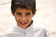 Iraqi smile