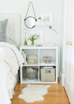 Os famosos nichos estão super na moda e ainda te ajudam na organização e decoração da sua casa -- da lavanderia ao banheiro