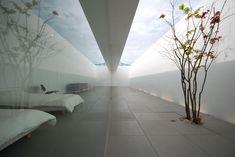 bedroom (Minimalist House / Shinichi Ogawa)
