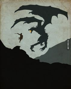 Skyrim silhouettes