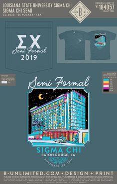 LSU Sigma Chi Formal Shirt | Fraternity Event | Greek Event #sigmachi #machi #sx #formal #lsu Sigma Chi, Louisiana State University, Formal Shirts, Lsu, Fraternity, Greek, Feelings, Greece