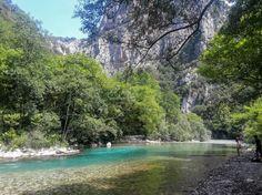 טיול בצפון יוון, זגוריה. הבלוג של רונית כפיר Greece, River, Outdoor, Greece Country, Outdoors, Outdoor Living, Garden, Rivers