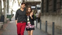 The Olivia Palermo Lookbook : Olivia Palermo & Johannes Huebl Photoshoot in Palma de Mallorca
