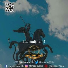 Saint George⠀ #gentlemenrule #romania #gentleman #life #happiness #respect #wiseman #ambition #action #step #tryme #stories #goal #action #liveintwo #heart #shoutout #love #education #simplylive #competition #succes #startdoing #business #succes #life #past #salute #saint #saintgeorge
