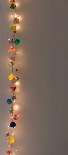 46 Fabulosas ideas para utilizar tus luces navideñas en cualquier ocasión