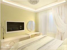 Спальня (квартира в светлых тонах)2 (Интерьеры) - фри-лансер Julia Selutina…