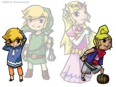 link_and_zelda__incarnations_by_paisley.jpg (1024×768)