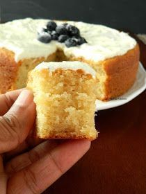 If you are searching for a perfect eggless almond sponge cake recipe then here you go. Here in this recipe the addition of almond meal (p...