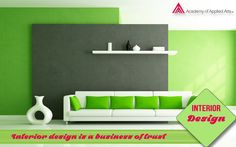 Interior Design is Making the Best Possible Use of the Available Space - www.academyofappliedarts.com