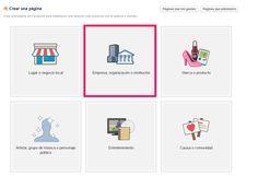Crea una página en Facebook para tu centro (1ª parte)