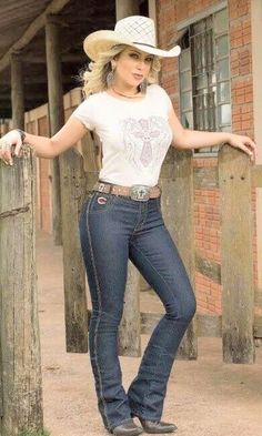 Country western fashion, country wear, country outfits, western outfits, re Country Girl Outfits, Sexy Cowgirl Outfits, Hot Country Girls, Country Girl Style, Country Women, Country Dresses, Western Outfits, Country Western Fashion, Country Wear