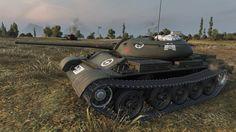 World of Tanks T-54 ltwt   4K video   7.153 DMG   1.770 EXP - Fiery Salient