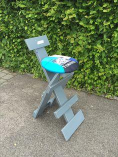 travail ACM-ACT chaise de bar 9eH