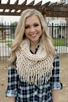 Easy Living Scarf