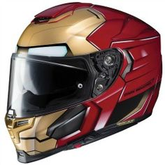 Looking for a badass motorcycle helmet? Look no more. Motorcycle helmets are not required by law in all states, which gives you some very cool options.