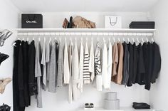 """Minimalist hacks to manage your life"" and tip #1 is ""purge don't organize."" Good tip - just get rid of stuff so that you're not ""reorganizing"" junk ad infinitum."