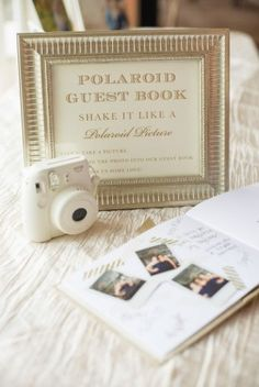 Virginia Wedding DIY Photo Booth 1 275x411 Romantic and Elegant Wedding Reception in Virginia: Kristen + Chris