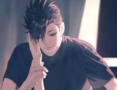 Haikyuu Kageyama, Kuroo Tetsurou, Haikyuu Fanart, Haikyuu Anime, Hinata, Anime Boys, Hot Anime Boy, Cute Anime Guys, Fanarts Anime