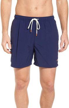 6458a1dab2 Aleumdr Womens Side Split Waistband Swim Shorts with Panty Liner ...