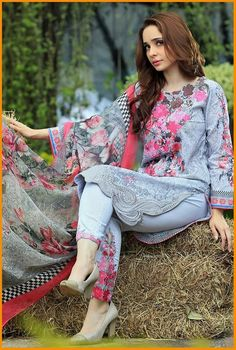 Sonia Azhar Stylish Summer Lawn Collection 2016   Sonia Azhar Summer Lawn Collection 2016 With Price http://www.shebeauties.com/sonia-azhar-summer-lawn-collection-2016-price.html  #SoniaAzhar #DressesDesigns #Embroidered #Summer #Dresses